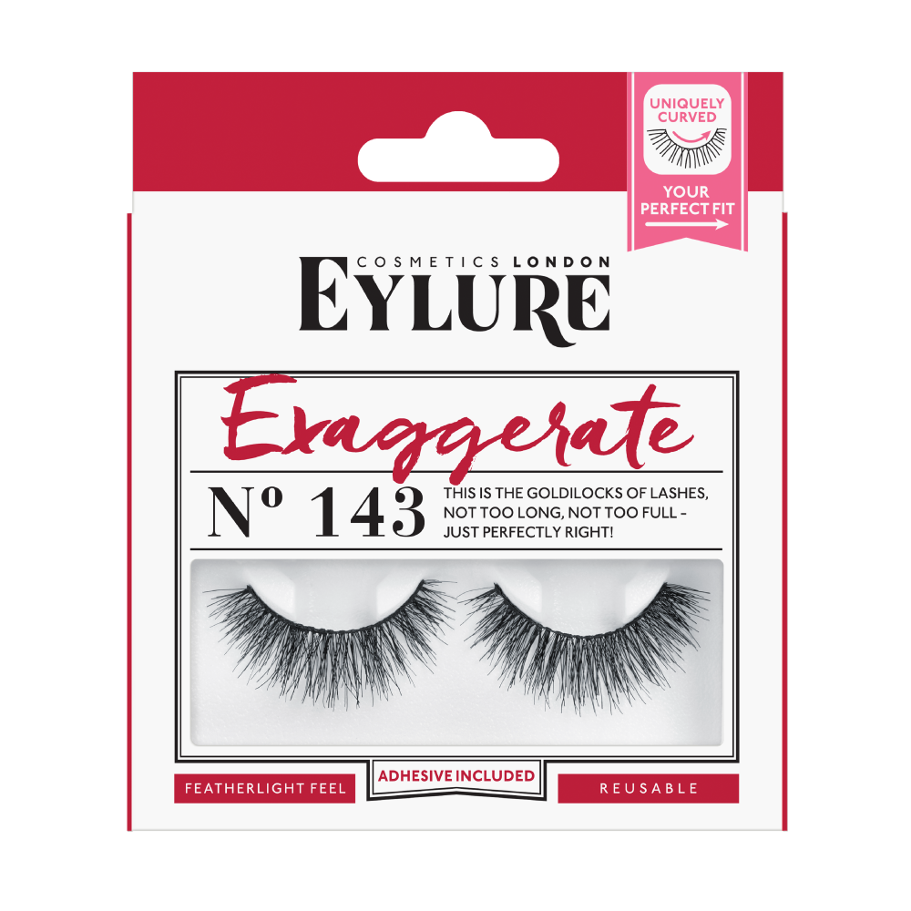 Exaggerate No. 143 Lashes