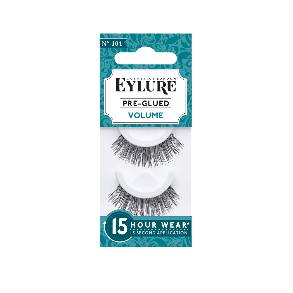 Volume No. 101 Lashes - Pre-Glued