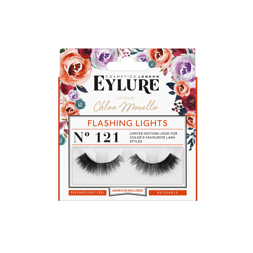 573c6ec5ec9 Flashing Lights No.121 Lashes - Eylure