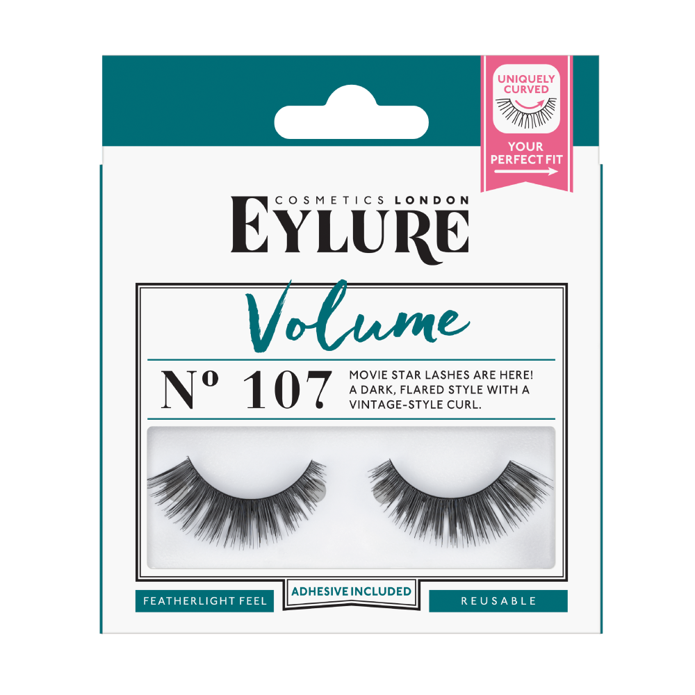 Volume No. 107 Lashes