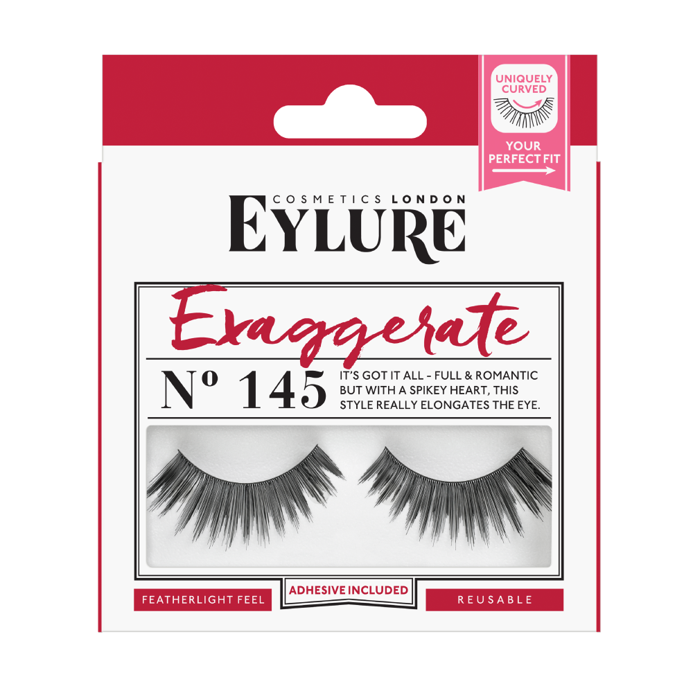 Exaggerate No. 145 Lashes