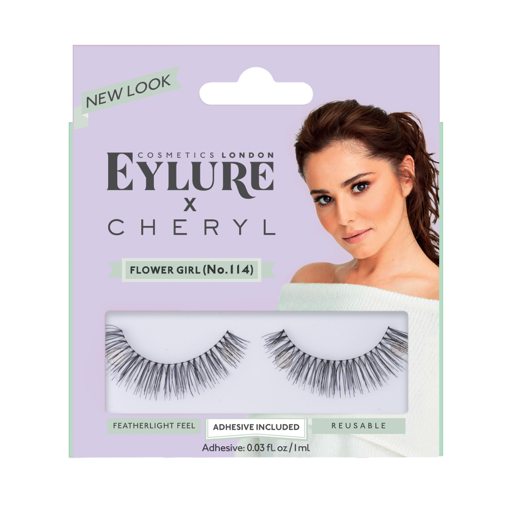 Cheryl - Lengthening No. 114 Lashes