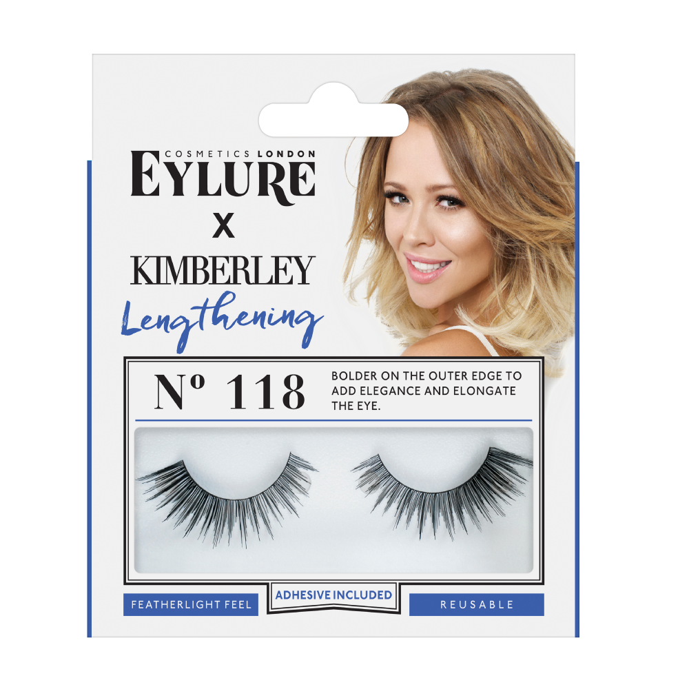 Kimberley - Lengthening No. 118 Lashes