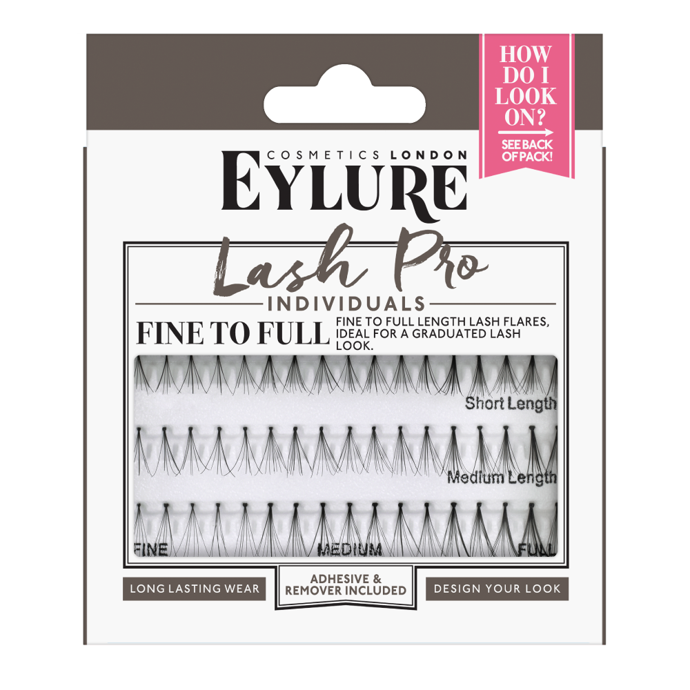Lash-Pro Individuals - Fine To Full Lashes