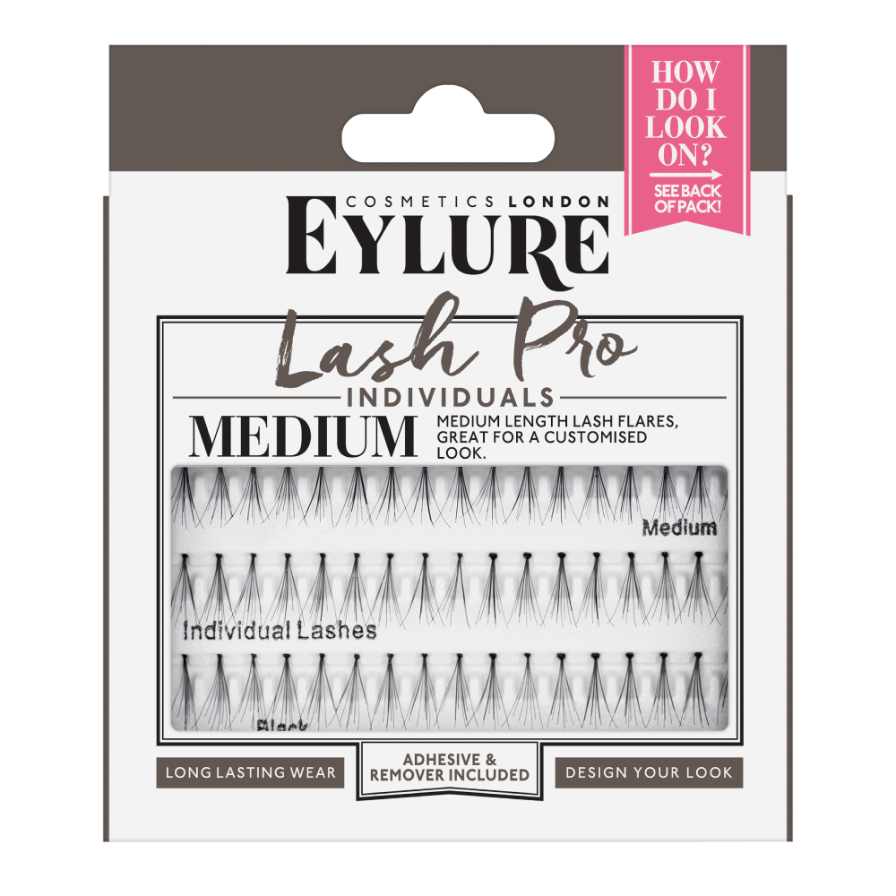 Lash-Pro Individuals - Medium Lashes