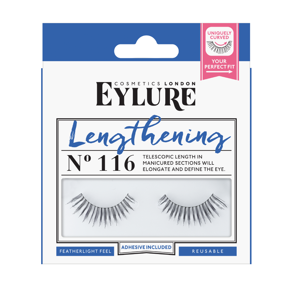 Lengthening No. 116 Lashes