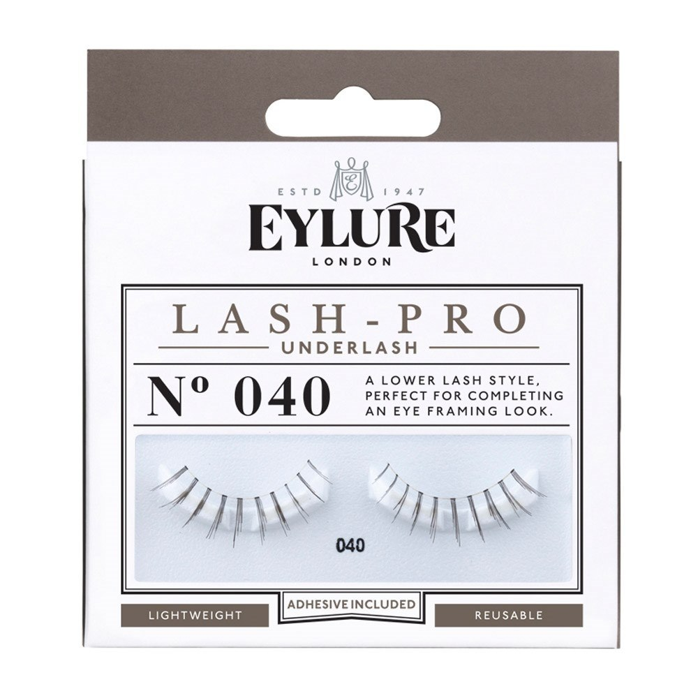 Underlash No. 040 Lashes