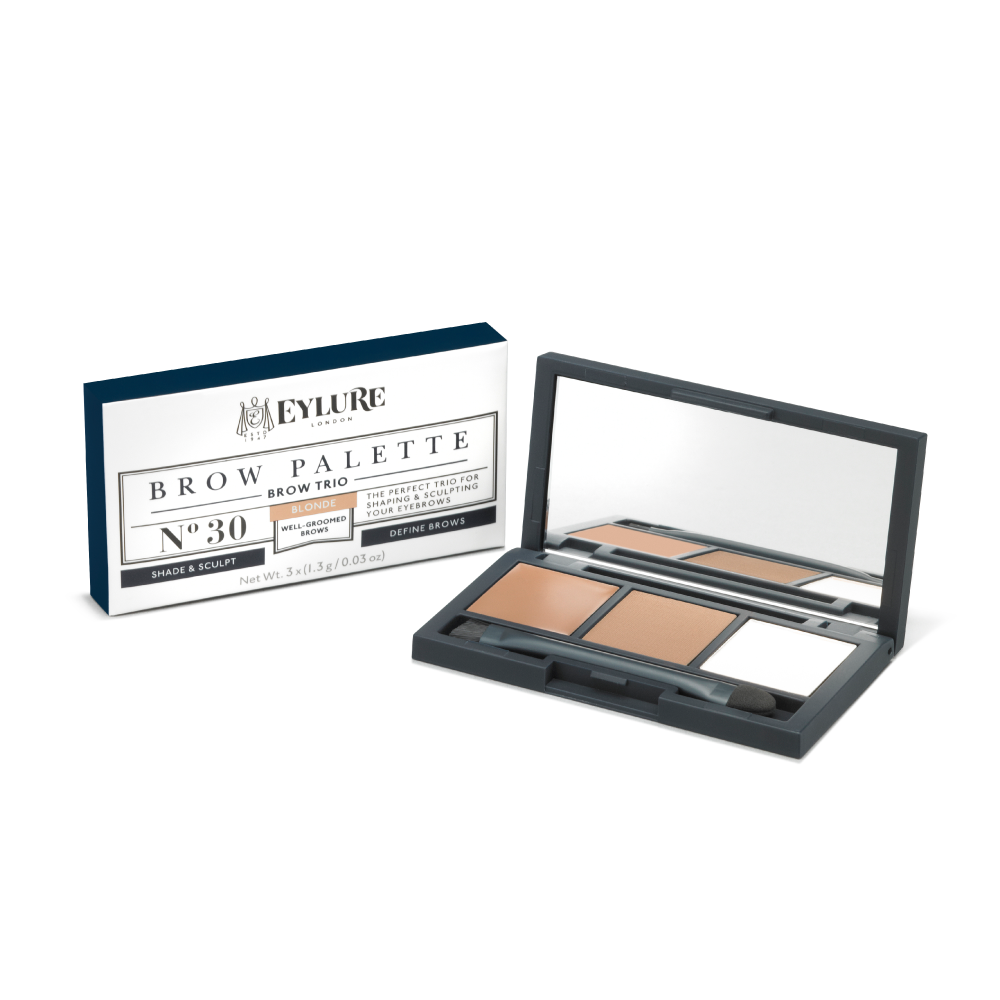 Brow Palette Trio - No. 30 Blonde