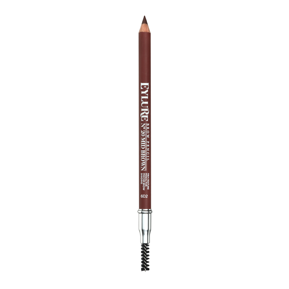 Brow Pencil - No. 20 Mid Brown