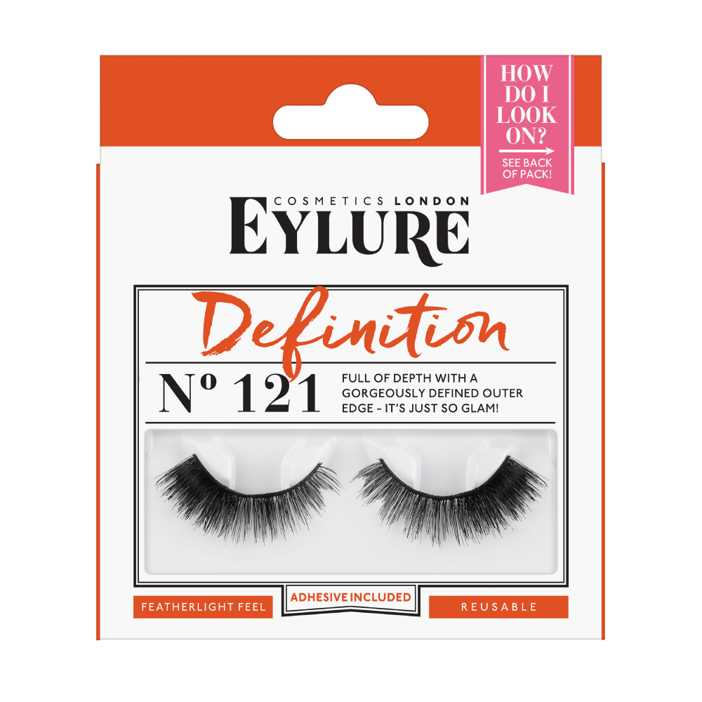 8297e204499 Definition No. 121 False Lashes | Fake Eyelashes | Eylure