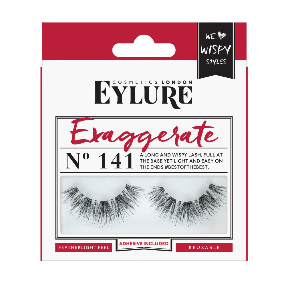 e19dbcf9622 Exaggerate No. 141 False Lashes | Fake Eyelashes | Eylure