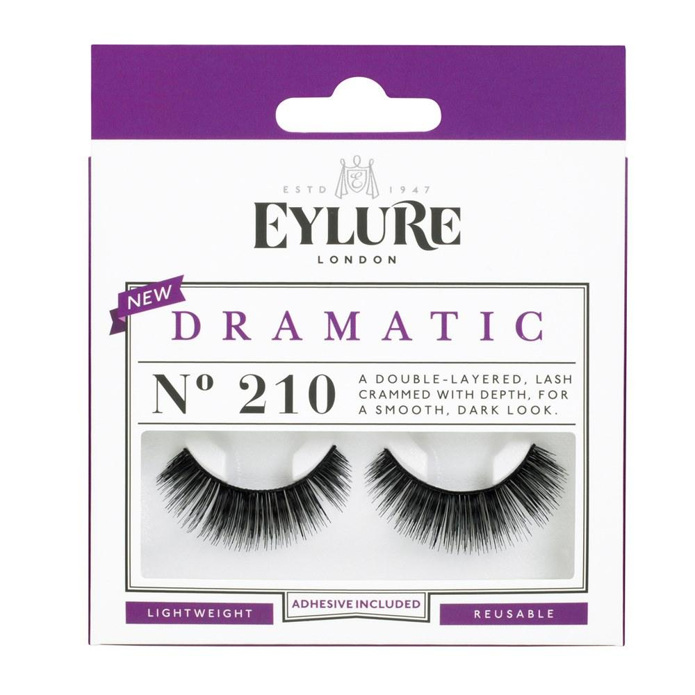 Dramatic No. 210 Lashes