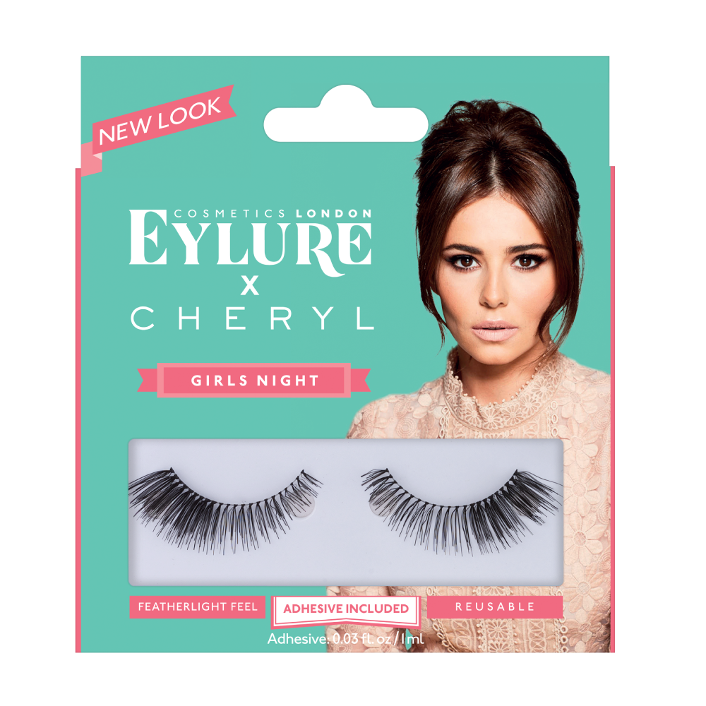 Cheryl – Girls Night Lashes