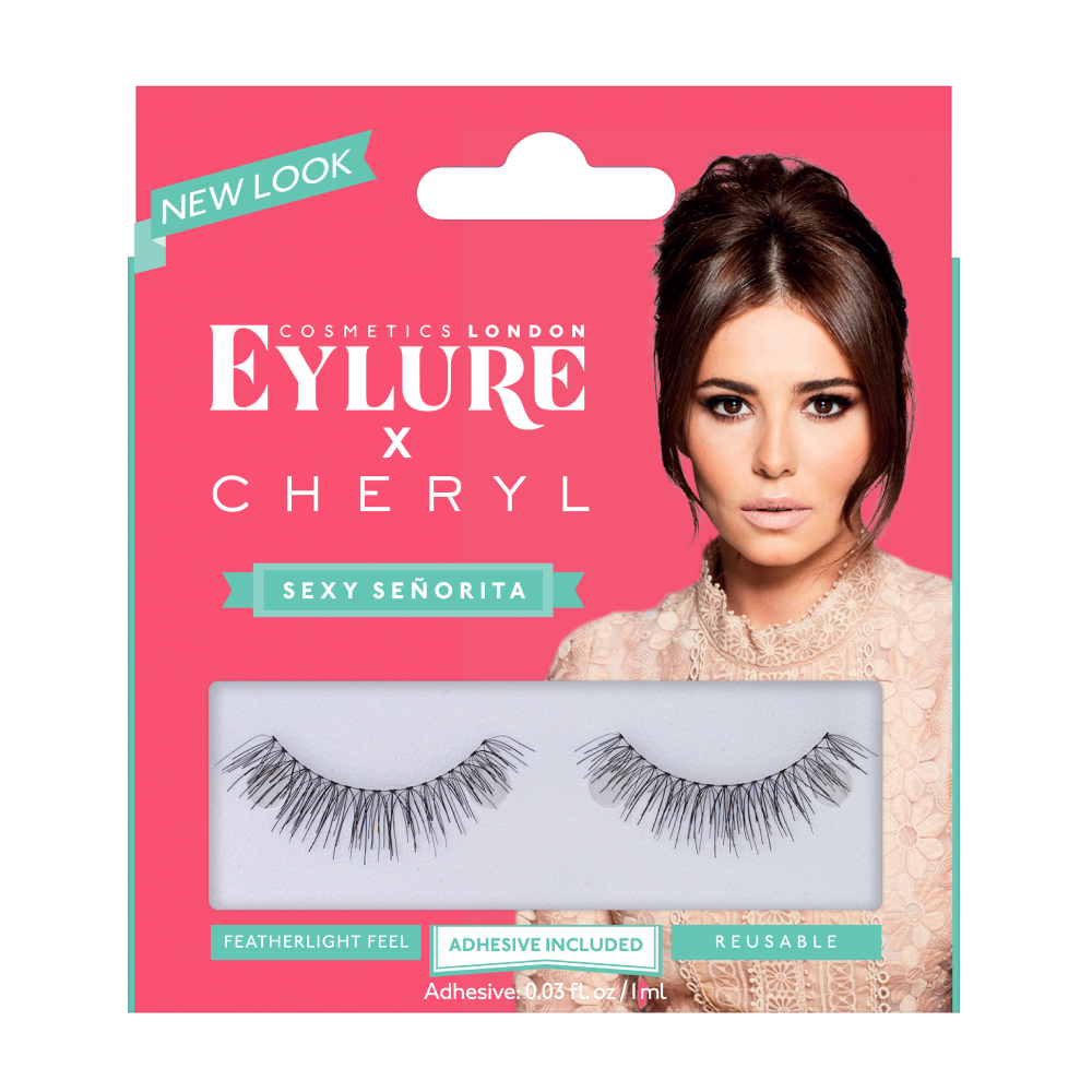 bce2cc4a10c Cheryl Sexy Señorita False Lashes | Fake Eyelashes | Eylure x Cheryl
