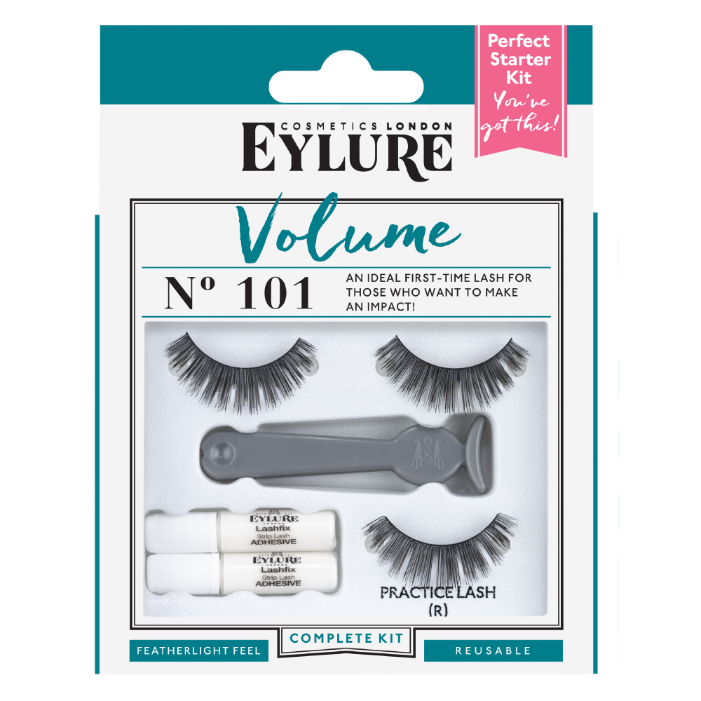 Starter Kit – Volume No. 101 Lashes