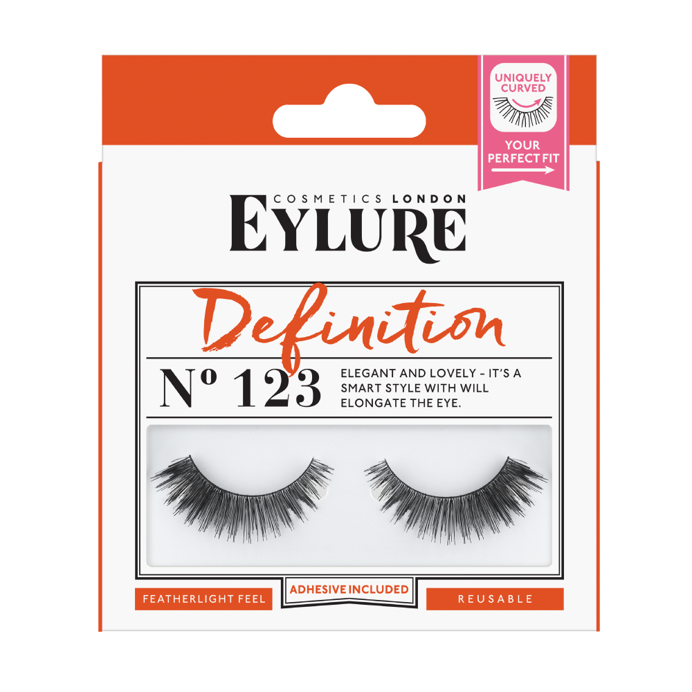 Definition No. 123 Lashes