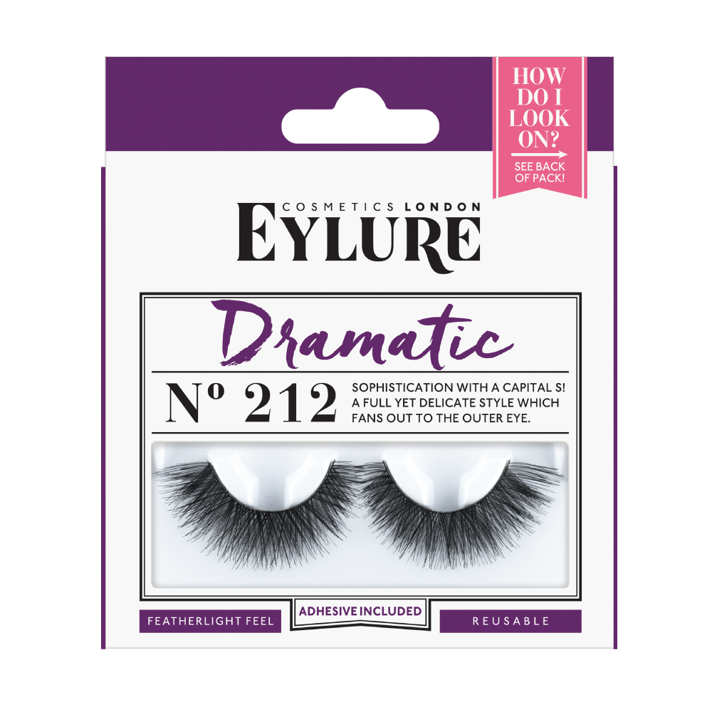 Dramatic No. 212 Lashes
