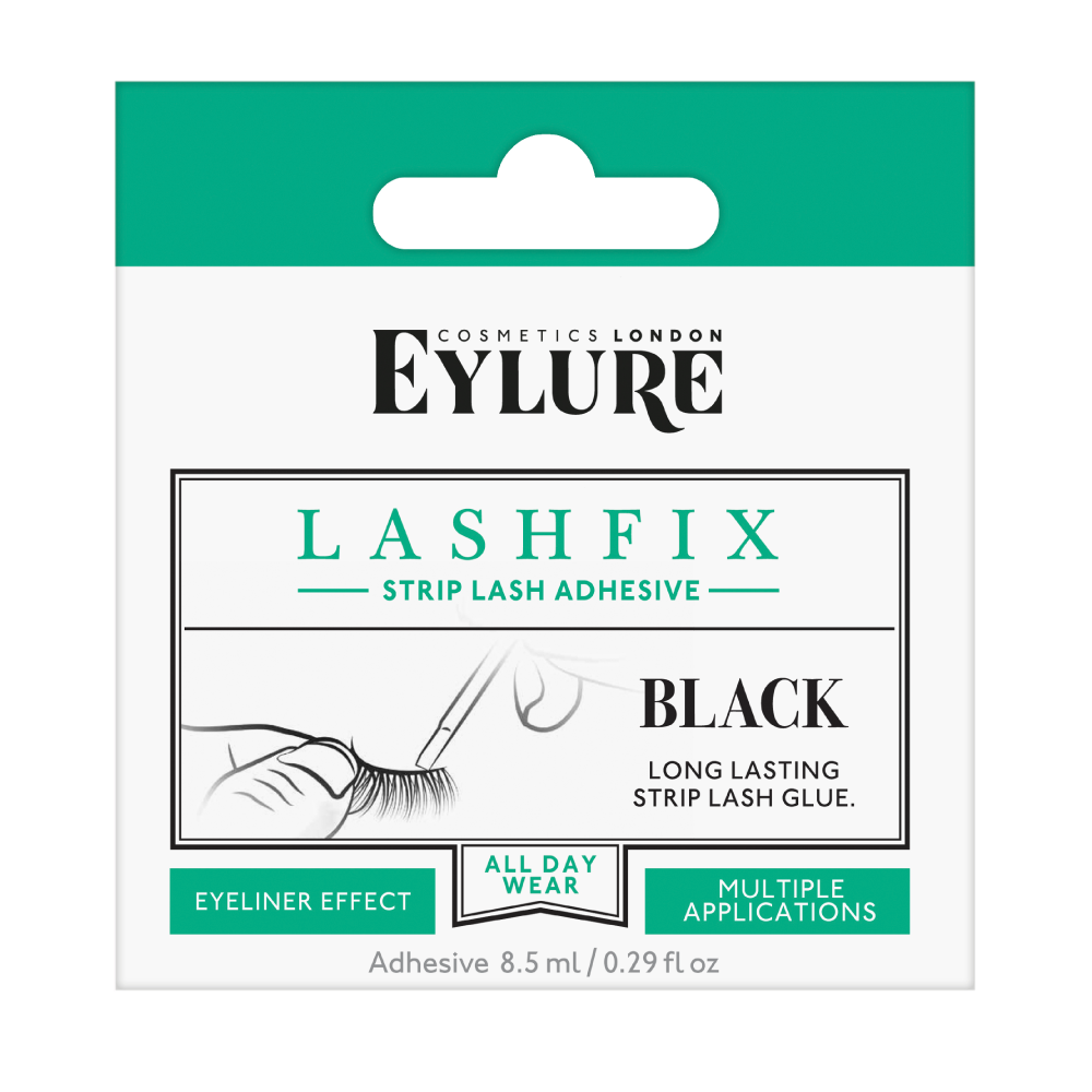 Lashfix Strip Lash Adhesive - Black