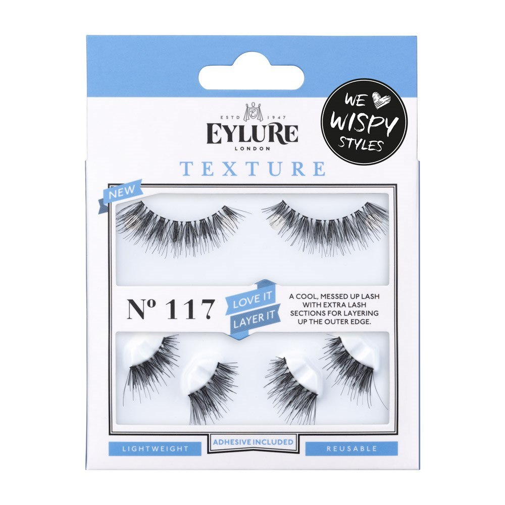 Love It, Layer it - No. 117 Lashes
