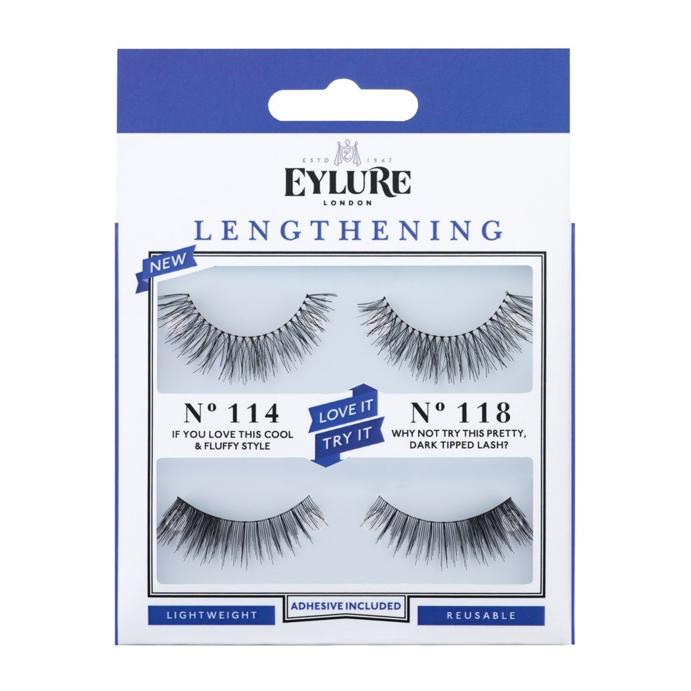 Love It, Try It - Lengthening No. 114 / No. 118 Lashes