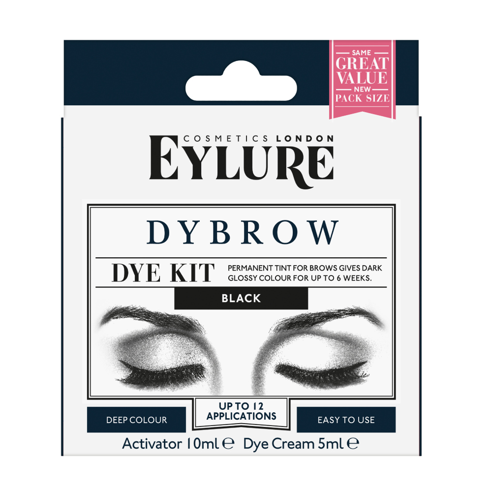 Black Dybrow Dye Kit