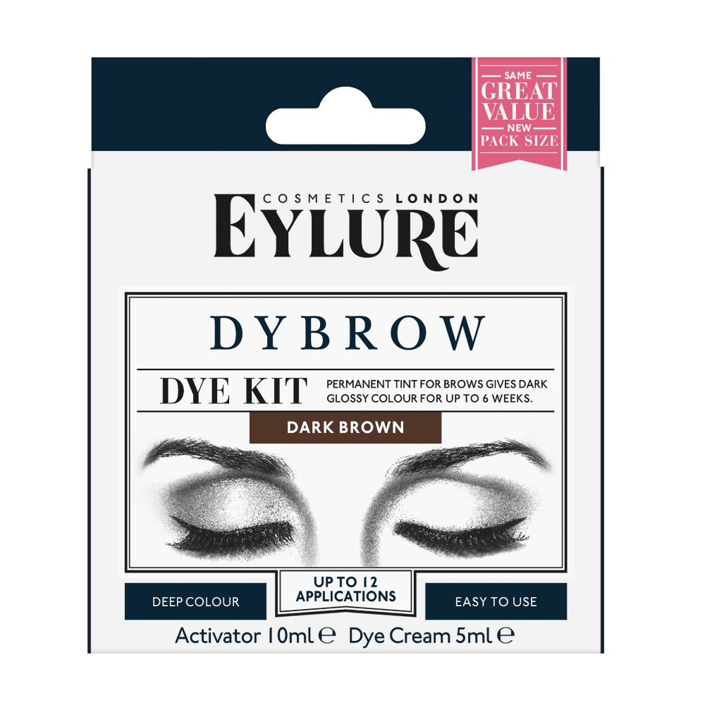 Brown Dybrow Dye Kit