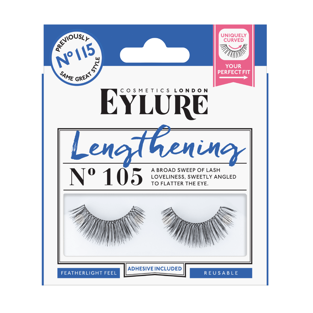Lengthening No. 115 Lashes