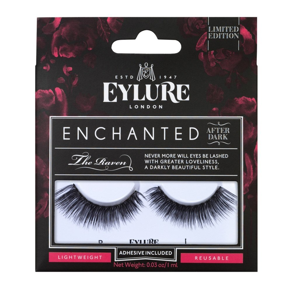 Enchanted After Dark – The Raven Lashes
