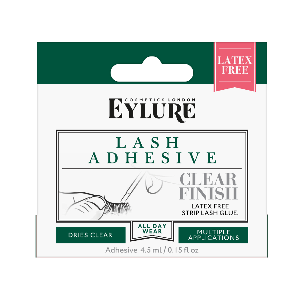 Latex Free Lash Adhesive – Clear
