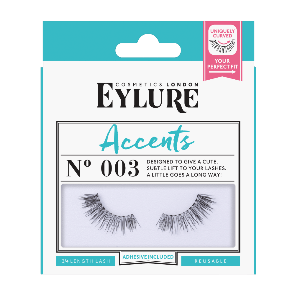 Accents No. 003 Lashes