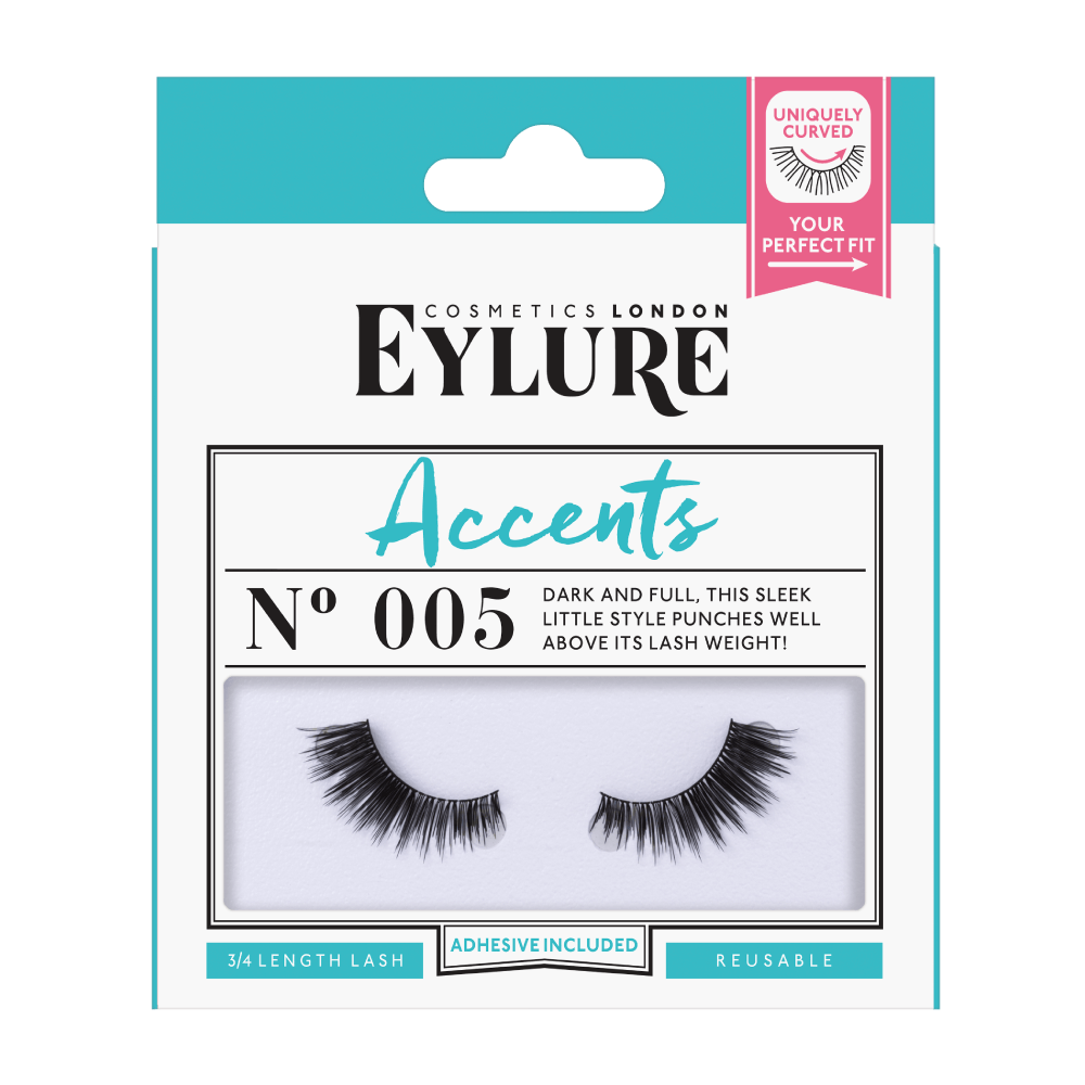 Accents No. 005 Lashes