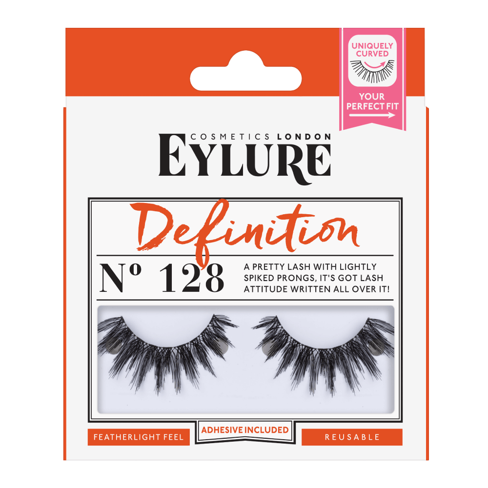 Definition No. 128 Lashes
