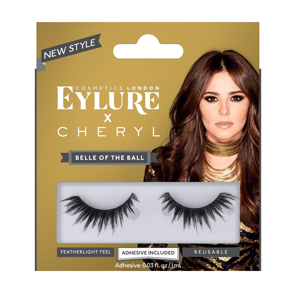 Cheryl – Belle Of The Ball Lashes - New Style