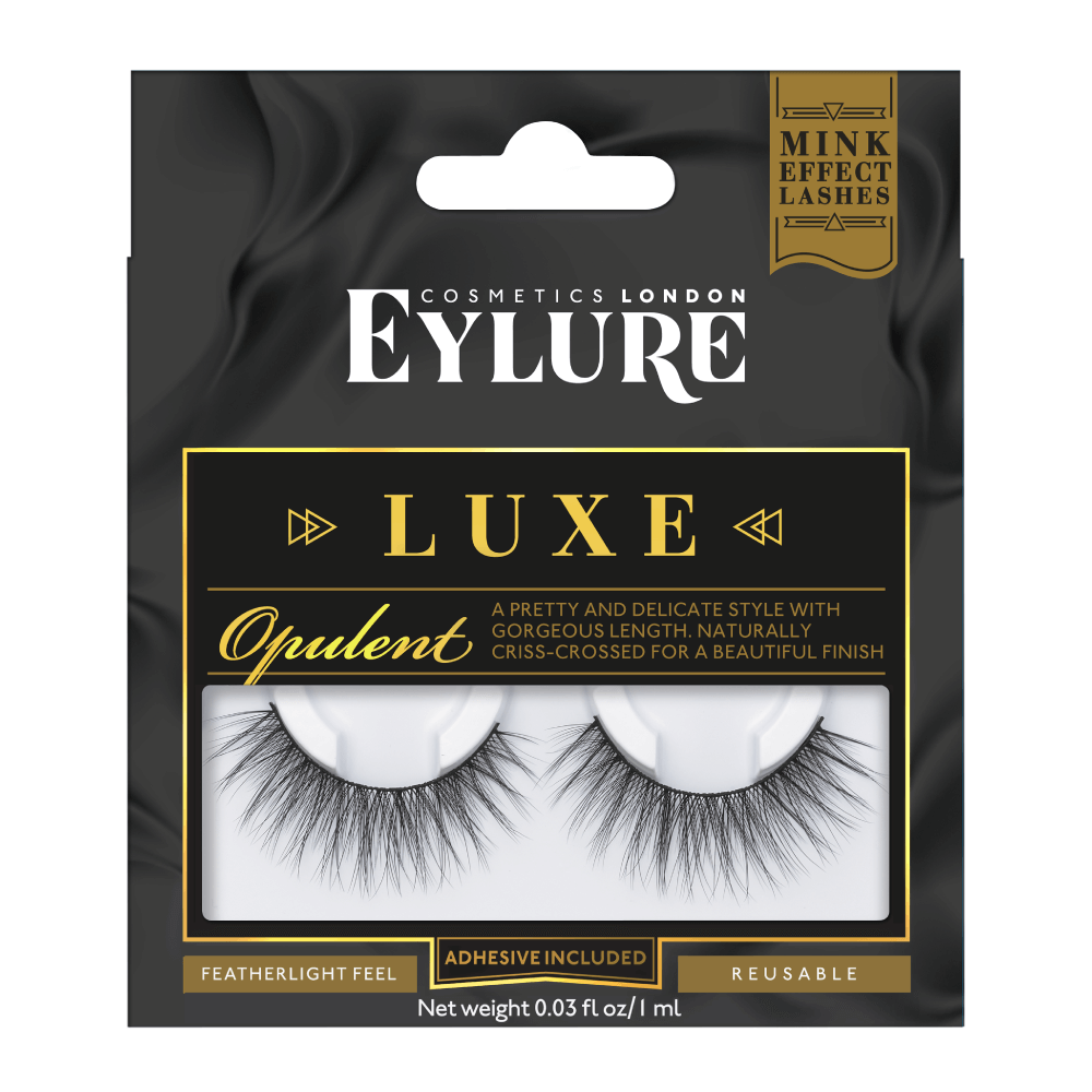 The Luxe Collection – Opulent Lashes