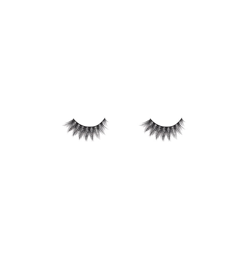 e1a67e69dc3 Delicately designed with a cat's eye flick, this criss cross beauty will  inspire lash envy in everyone!