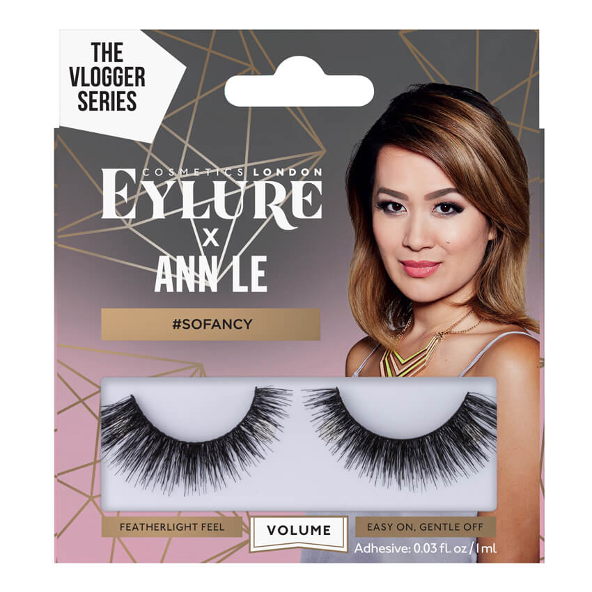 Eylure x Ann Le – #SoFancy Lashes