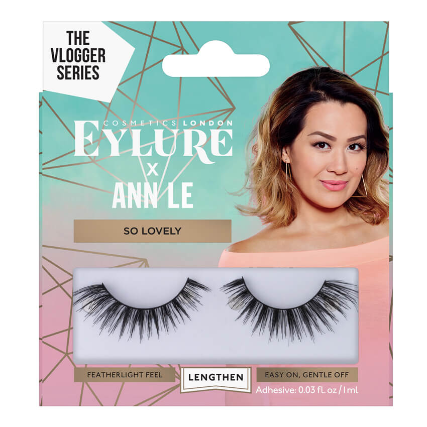 Eylure x Ann Le – So Lovely Lashes