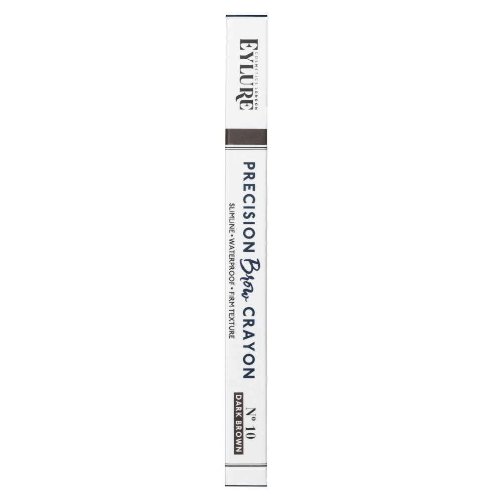 Precision Brow Crayon - No. 10 Dark Brown