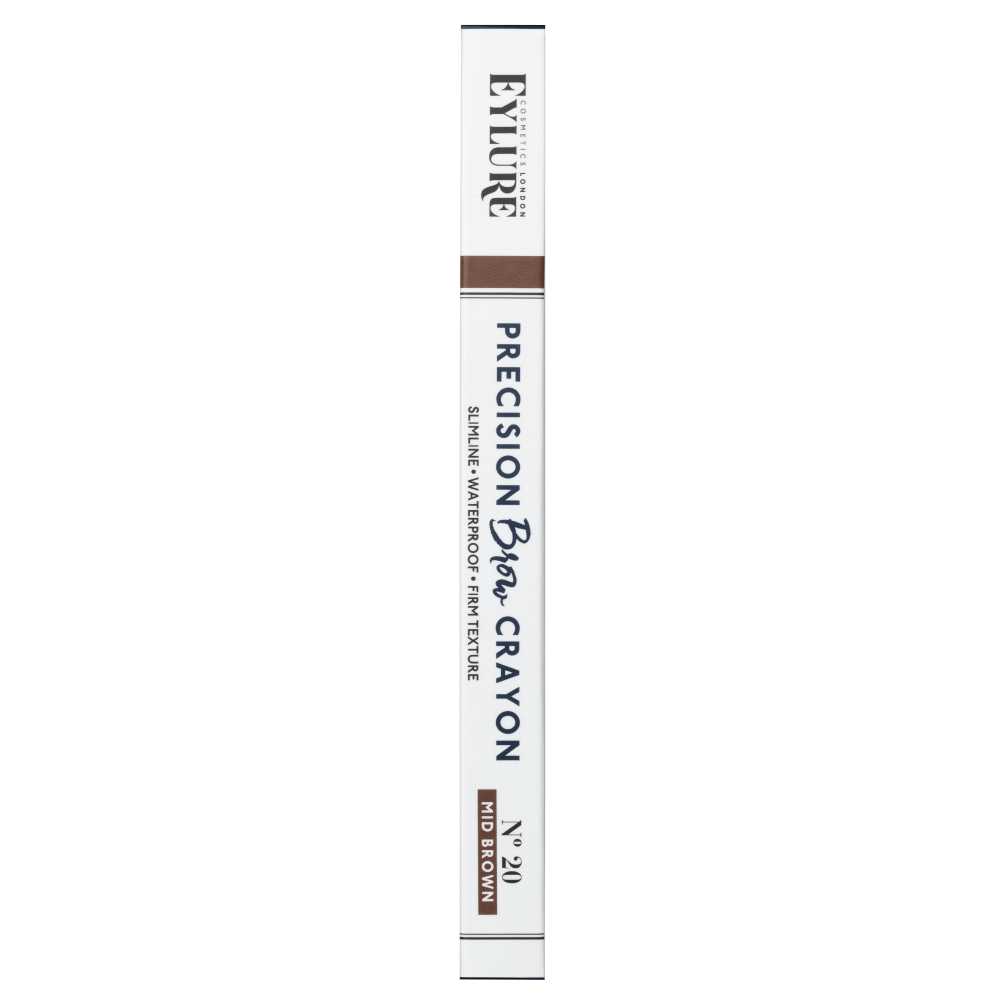 Precision Brow Crayon - No. 20 Mid Brown