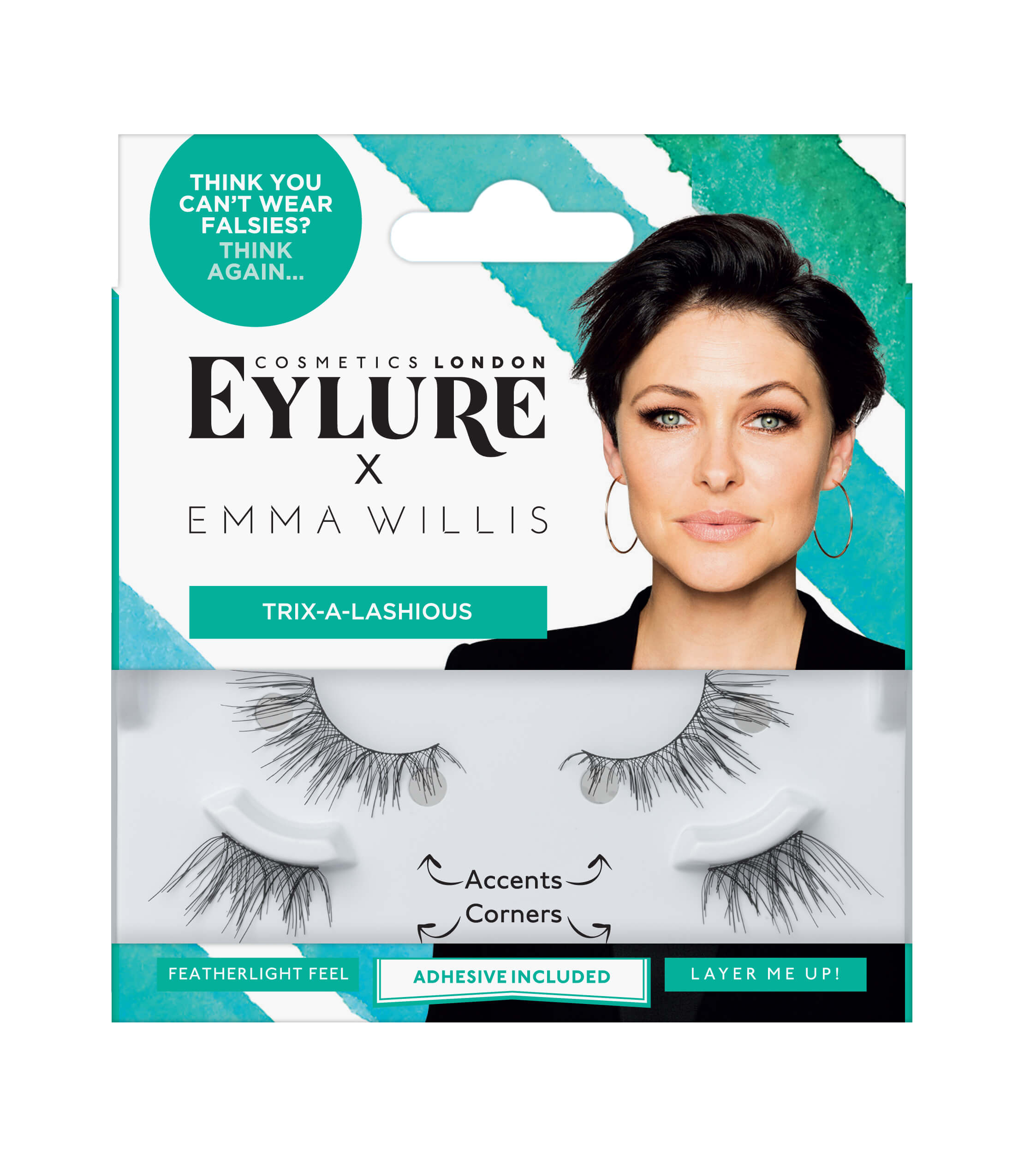Eylure X Emma Willis - Trix-a-Lashious Lashes