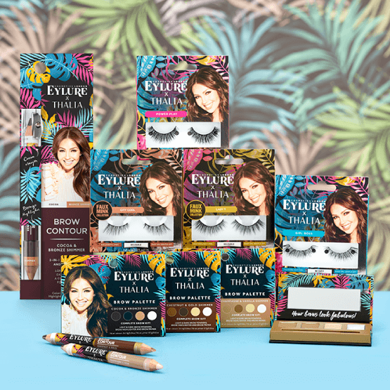 e8e26e757bb Introducing our brand new range with the Queen of Latin Pop Thalia! We've  worked with Thalia to bring her favorite lash & brow looks to life in one  fabulous ...