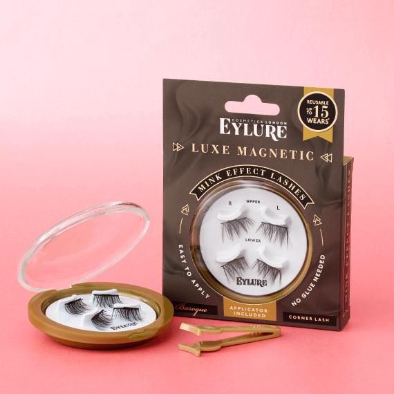 b14fd5c925f Luxe Magnetic False Eyelash Range   Fake Lashes   Eylure