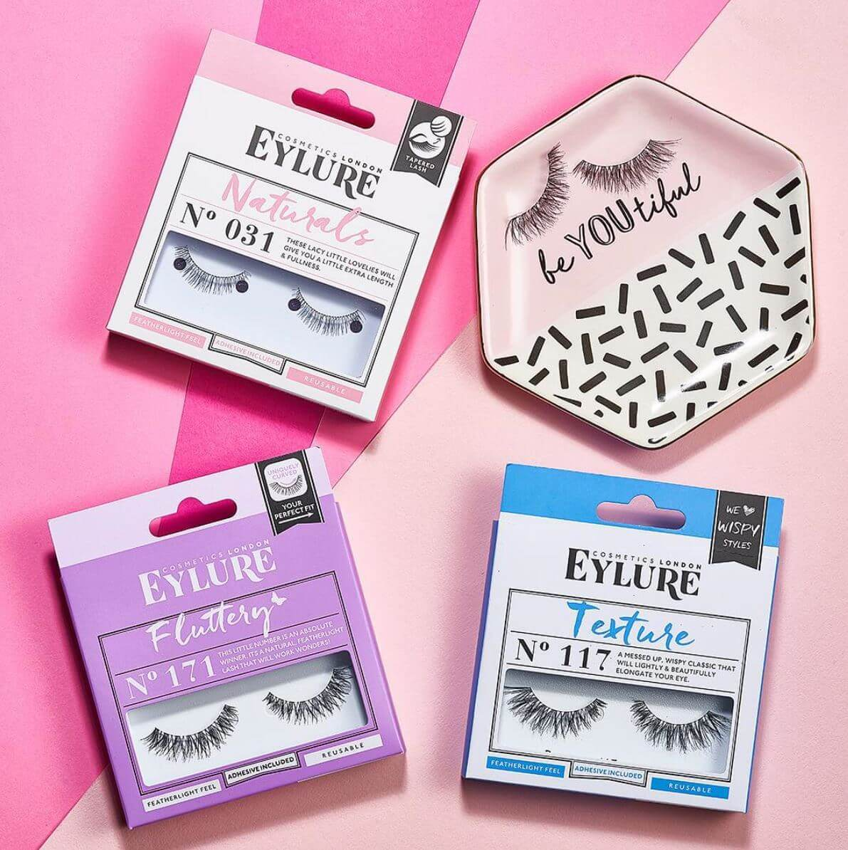 15a883552e6 Luxe Lashes | Luxe False Lashes | Cruelty-Free Mink Effect | Eylure
