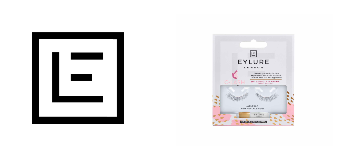 C-Lash False Eyelashes By Codilia Gapare