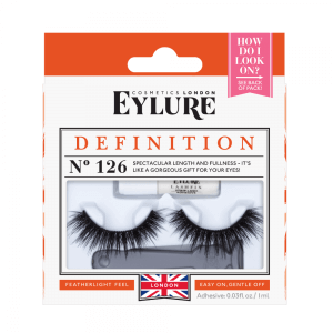 Definition No. 126 Lashes