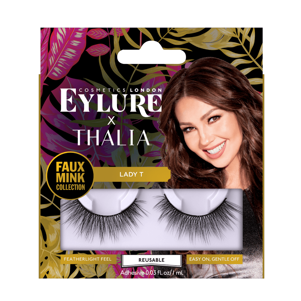47b2b22521f Lady T False Lashes | Thalia x Eylure | Fake Eyelashes